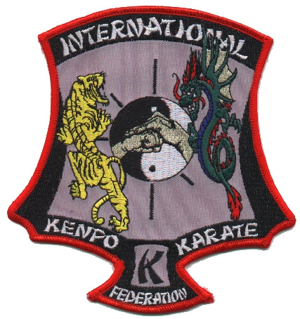 Pcwoods Kenpo Patch Collection Group 7
