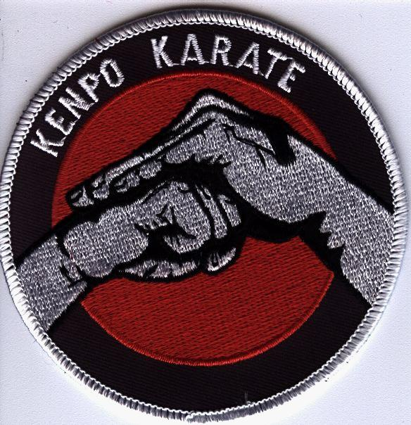 Pcwoods Kenpo Patch Collection Group 1