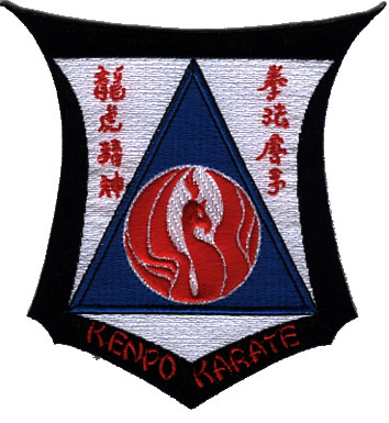 Pcwood S Kenpo Patch Collection Group 2